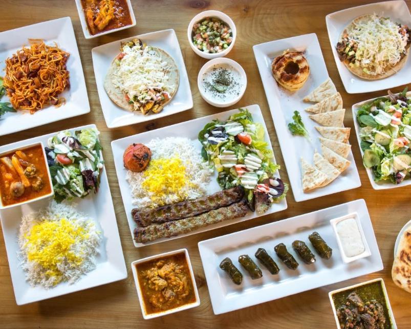 Barkoko Persianrestaurant Com